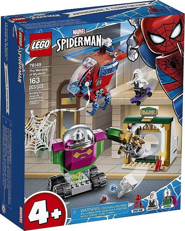 Lego Super Heroes - A Ameaça De Mysterio 76149