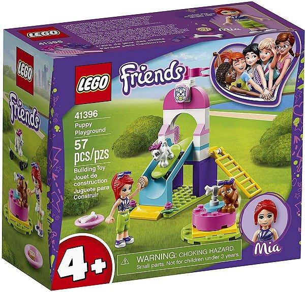 Lego Friends - Playground Para Cachorrinhos 41396
