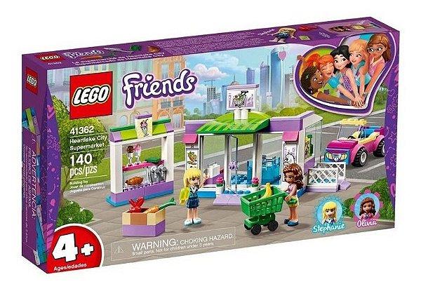 Lego Friends - Supermercado De Heartlake City 41362