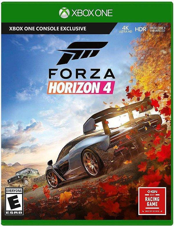 Game para Xbox One -  Forza Horizon 4 Standard Version
