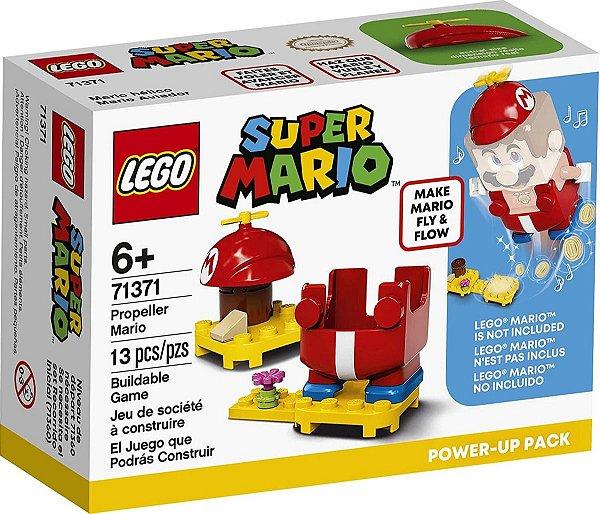 Lego Super Mario - Mario De Hélice Power Up 71371