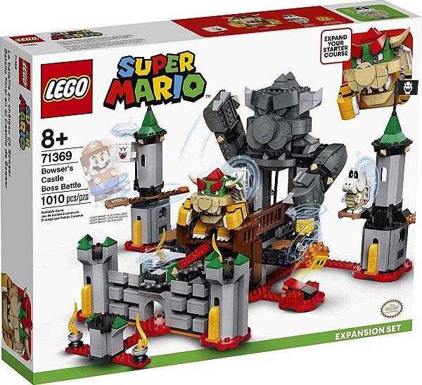 Lego Super Mario - Batalha No Castelo Do Bowse 71369