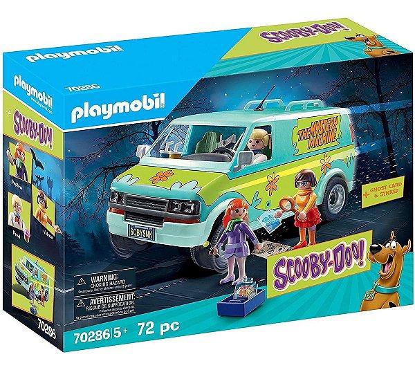 Playmobil 70286 - Scooby-doo! Maquina De Misterio