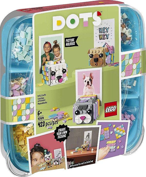 Lego Dots - Suporte De Fotos Animais 41904