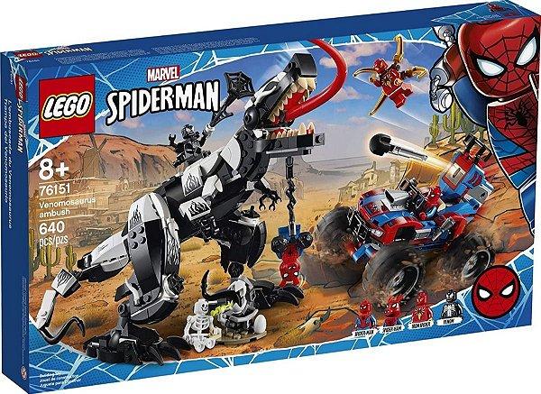 Lego Marvel - Emboscada A Venomosaurus 76151