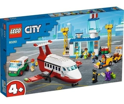 Lego City - Aeroporto Central 60261