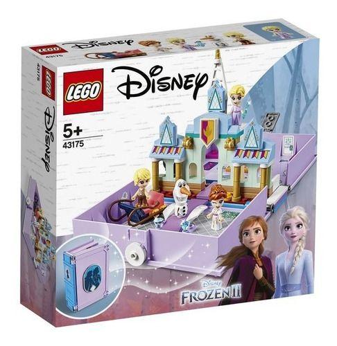 Lego - Aventuras Do Livro De Contos Da Anna E Da Elsa 43175