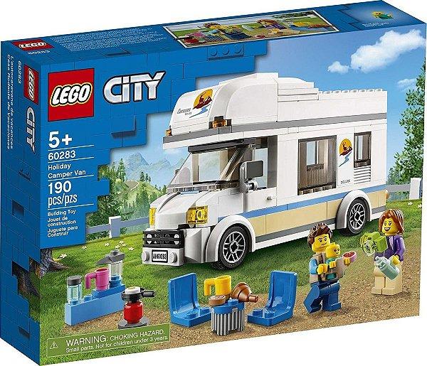 Lego City - Trailer De Férias 60283
