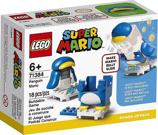 Lego Super Mario - Mario Pinguim Power-up 71384