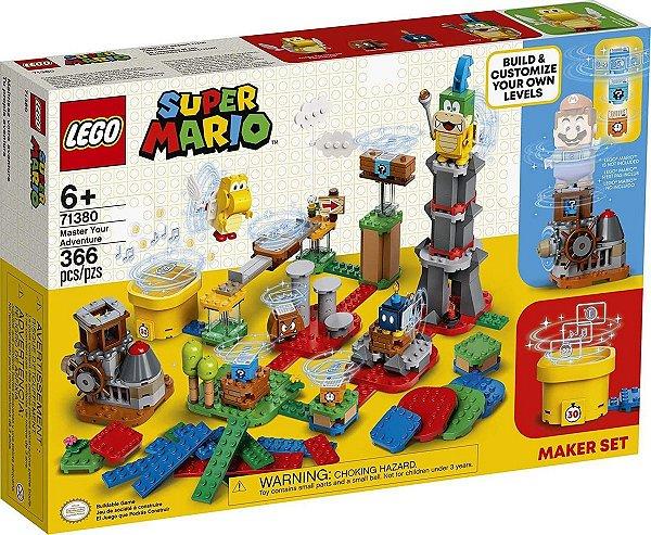 Lego Super Mario - Domine Sua Aventura 71380