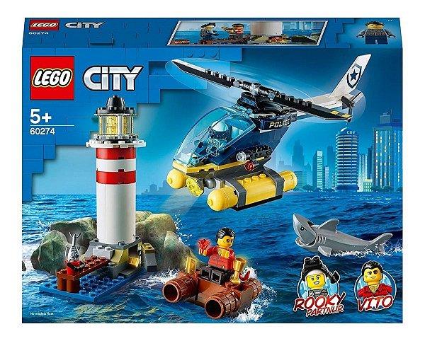 Lego City - Captura No Farol 60274