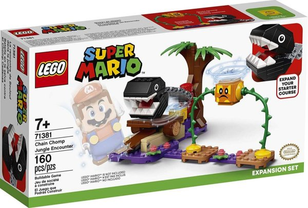 Lego Super Mario - Confronto Na Selva 71381