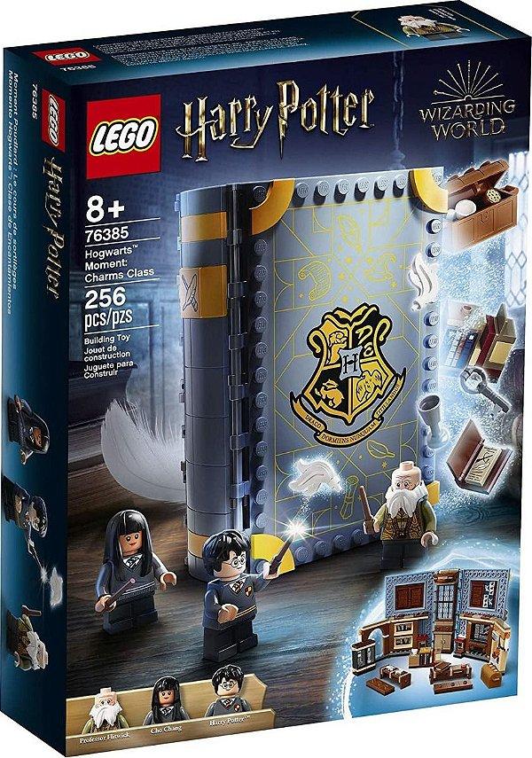Lego Harry Potter - Aula De Encantamentos 76385