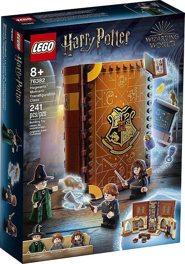 Lego Harry Potter - Aula De Transfiguração 76382