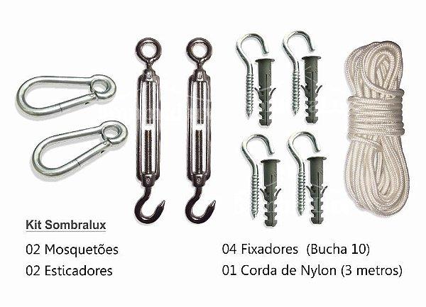 Kit de Instalação Sombralux