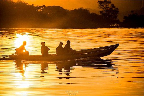 Rio Negro Dourado - Quadros/Decorações