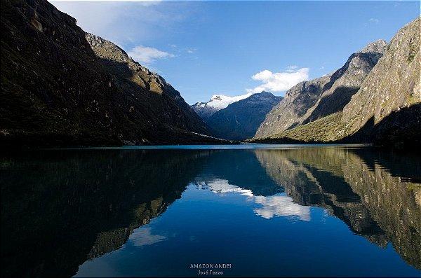 """Chinanqucha - """"Lago Feminino"""" - Quadros/Decorações"""