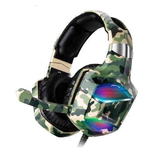 FONE HEADSET GAMER X-SOLDADO CAMUFLADO GH-X2700 7.1 P PS4 X-BOX ONE PC INFOKIT 03476