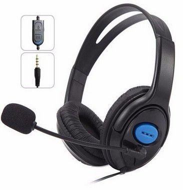 Fone Headset Gamer Microfone Xbox One Pc Playstation 4  Mobile