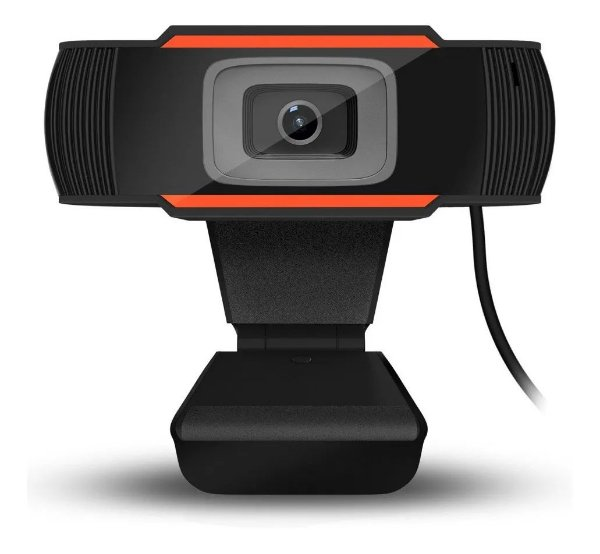 Web Camera 720p Usb Windows Mac Novo Garantia