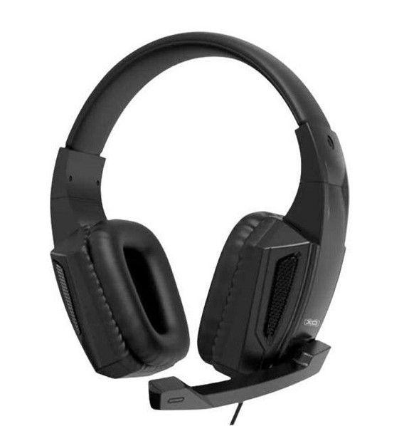 Headset Gamer c Áudio 3d Xo-ge-01 Headphone Game Com Microfone Console Pc