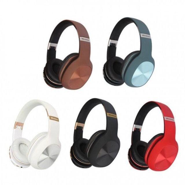 Fone Tipo JBL Studio Bluetooth Mp3 Rádio Fm 955BT Stéreo Potente