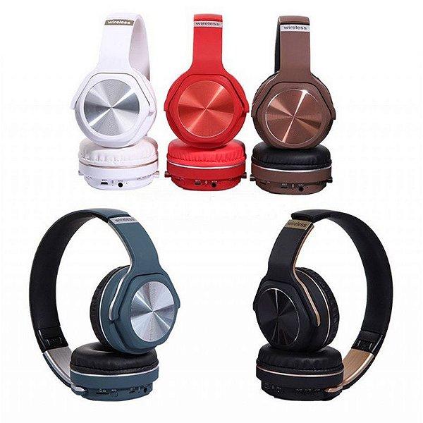 Fone Tipo JBL Studio Bluetooth Mp3 Rádio Fm 953BT Stereo Potente