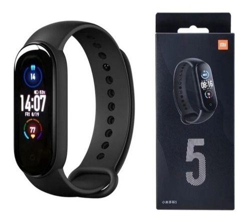 Relogio Smartwatch Mi Band 5 Pulseira Xiaomi Global