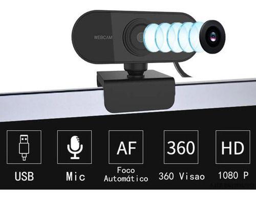 Webcam pc Camera Full HD de alta qualidade