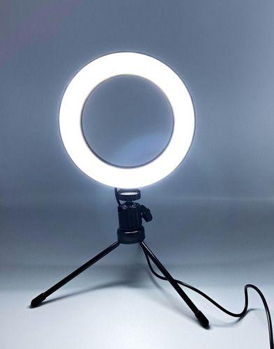 Ring Fill Light Led Fhs-16 Anel De Led Fotografia