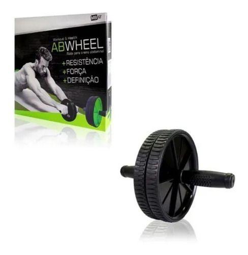 Roda para Exercícios Abdominais