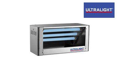 Armadilha Luminosa Mata-Mosca Lateral Inox LI-45
