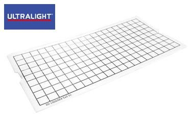 Placa Adesiva (Refil) 400 x 135 (Pacote c/ 10 Refis) p/ Armadilha Luminosa Mata-Mosca
