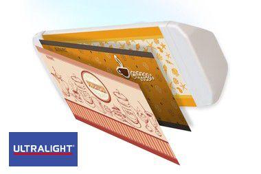 Armadilha Luminosa Mata-Mosca Arandela Decorada FLEX-30