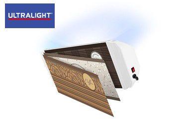 Armadilha Luminosa Mata-Mosca Arandela Decorada FLEX-45