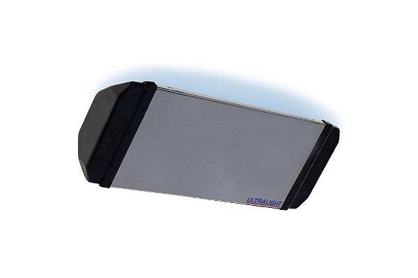 Armadilha Luminosa Mata-Mosca Arandela Inox Flex-45