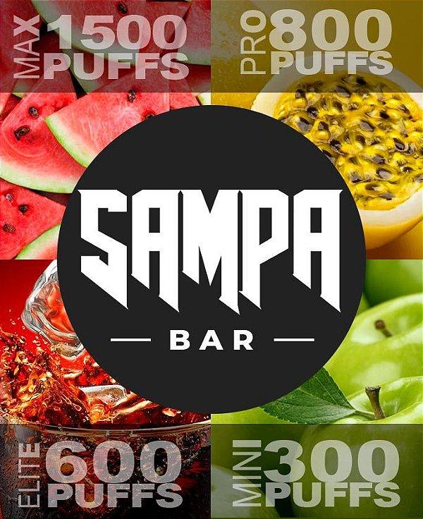 Pod Descartável  Sampa Bar