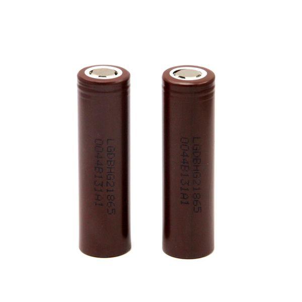 bateria/Pilha LG 18650HG2
