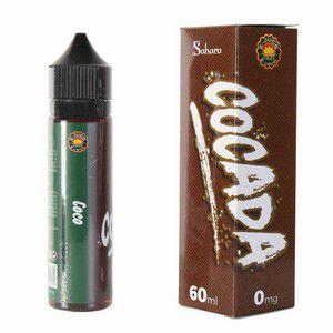 Liquido Cocada - Sahara