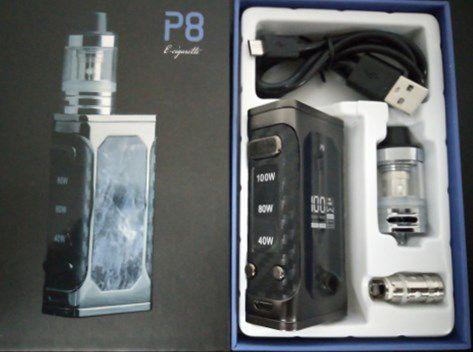 P8 -100w