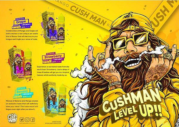 Cush Man Juice