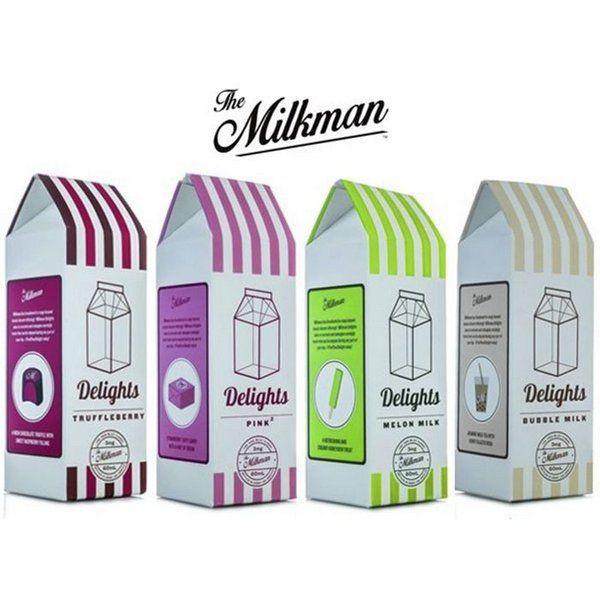 Líquido Delights Milkman