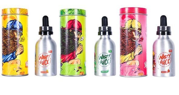 Líquido Nasty Juice (Lata)