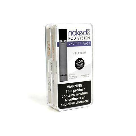 Naked 100 Pod System