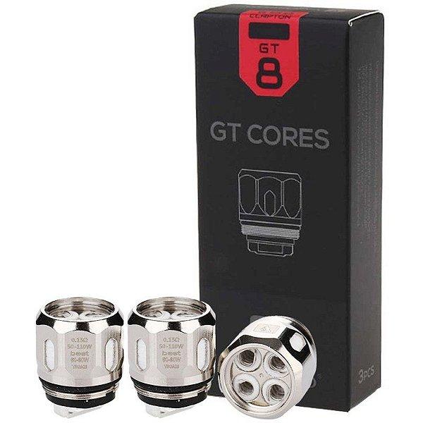 RESISTÊNCIA GT CORES - GT8