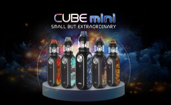 Kit Cube Mini Resin Starter Kit 1500mAh - OBS