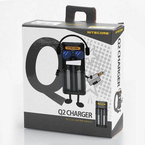 Carregador Q2 Charge Us