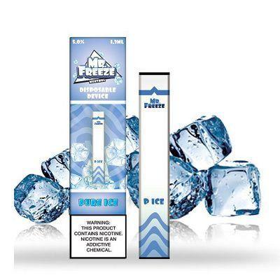Mr Freeze - Pod Descartável