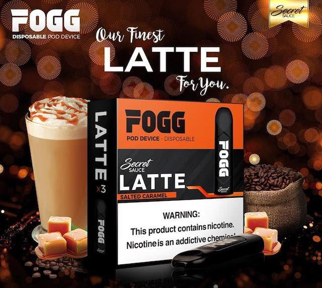 Fogg Pod Device - Diposable