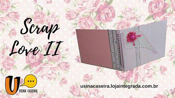 Livro de memórias de Amor II (Scrap Love II)